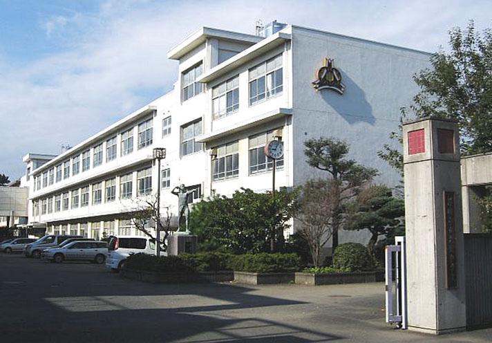 静岡市立大里中学校